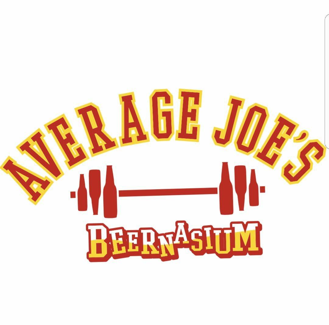 Average Joe's Beernasium Logo